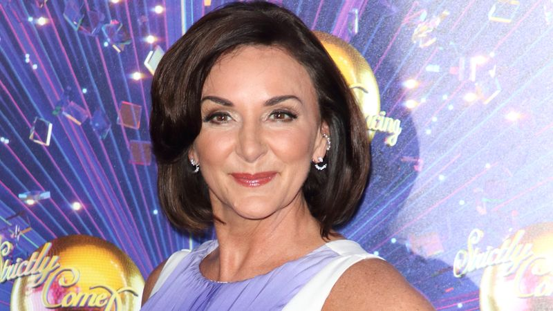 Strictly's Shirley Ballas hooked up to vitamin drip as she falls ill one day before show
