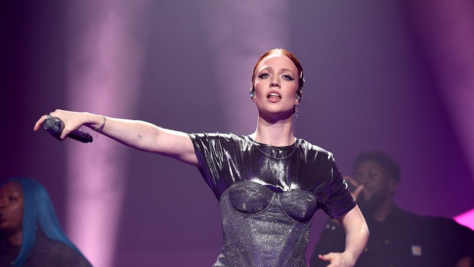 Singer Jess Glynne Hit The Stage To Help Launch BT 'Beyond Limits' Campaign
