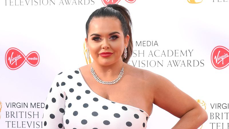 Scarlett Moffatt is worried she'll 'jinx' her new relationship