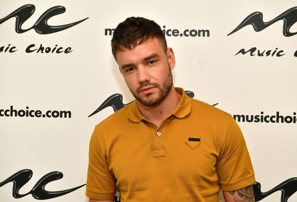 Liam Payne admits he doesn't see son Bear for weeks