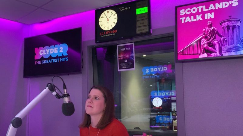 Jo Swinson: Breaking up union of 300 years will be much more difficult than Brexit