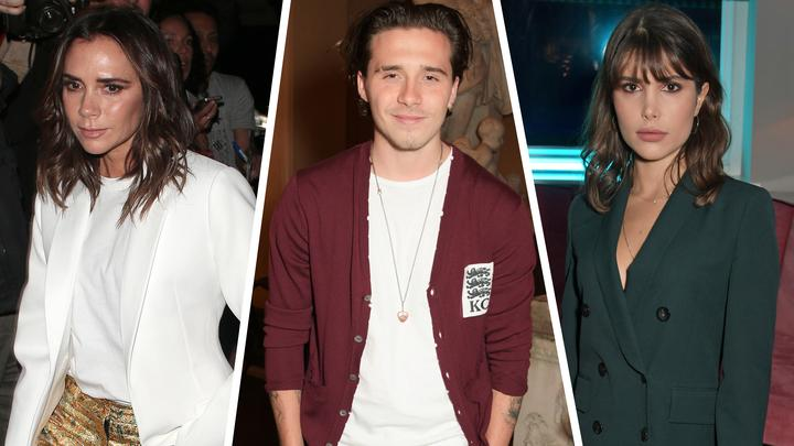 Brooklyn Beckham's new girlfriend is a Victoria Beckham lookalike