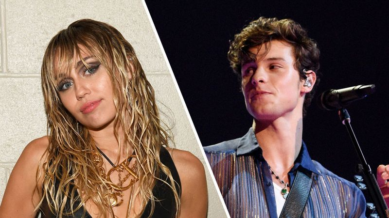 Miley Cyrus reveals a Shawn Mendes collaboration is on the way VERY soon