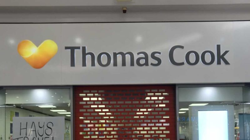 Thomas Cook: Employee given former job back 'within minutes' in Dudley