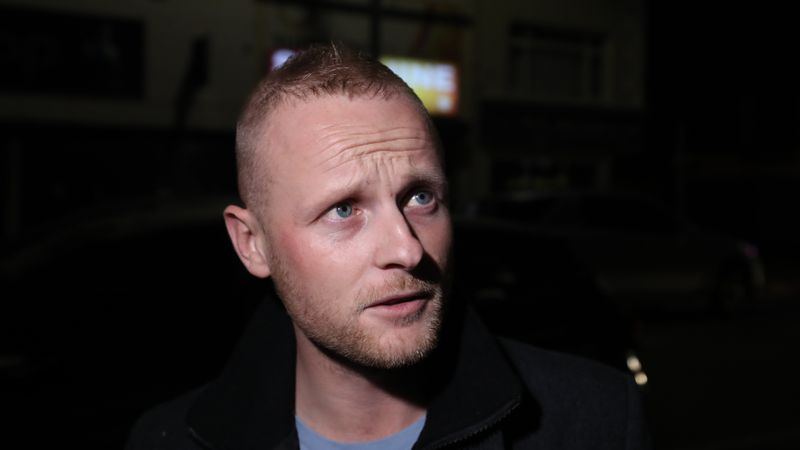 """Loyalists have had enough of the one-sided peace process"" Jamie Bryson"