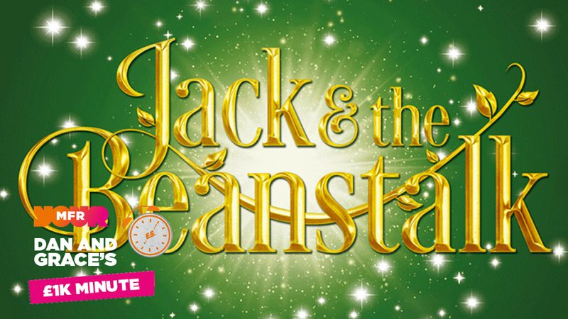 £1K Minute: In the panto what does Jack get for selling the cow?