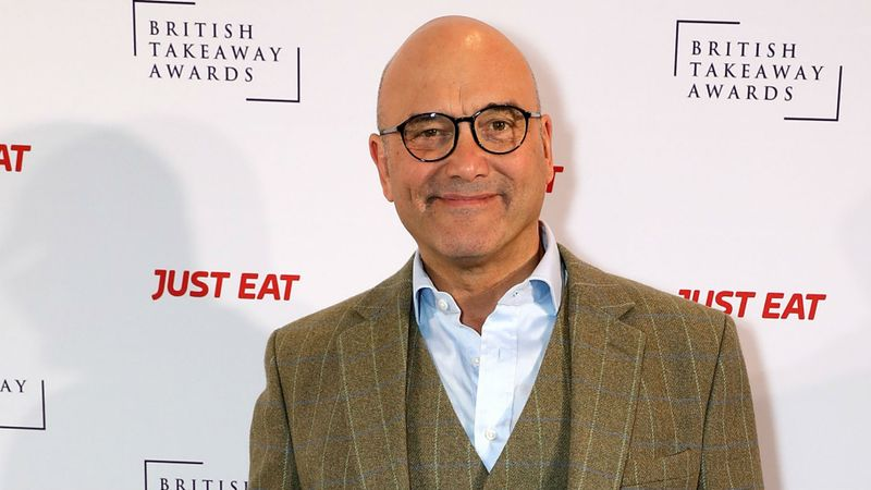 Gregg Wallace shows off results of INCREDIBLE body transformation