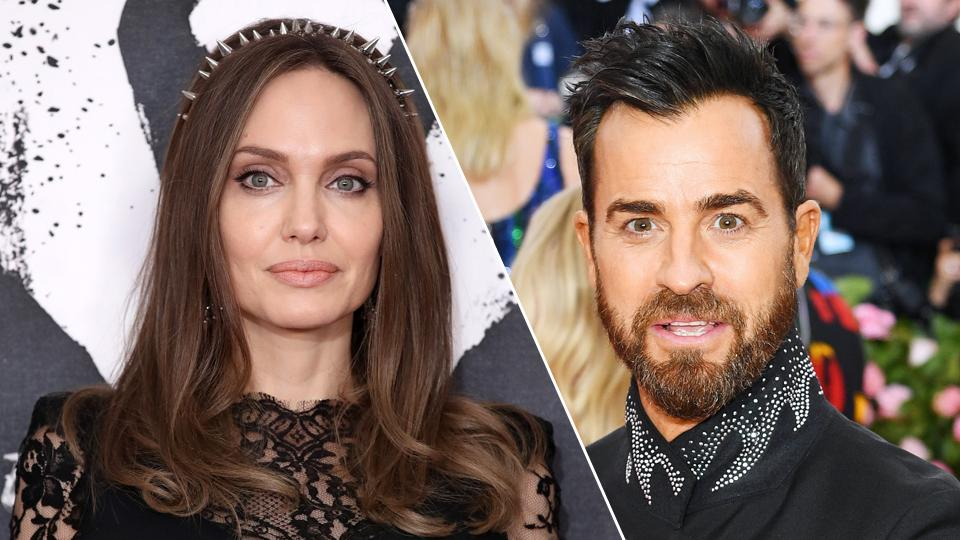 Angelina Jolie has reportedly set her sights on Justin Theroux