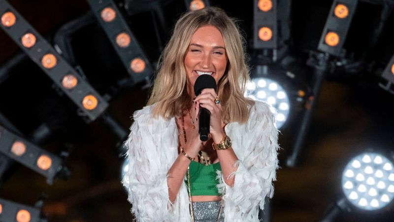Megan McKenna hits back at 'unfair advantage' claims on The X Factor: Celebrity