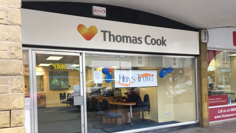 Hays Travel jets in to save Thomas Cook jobs in Galashiels