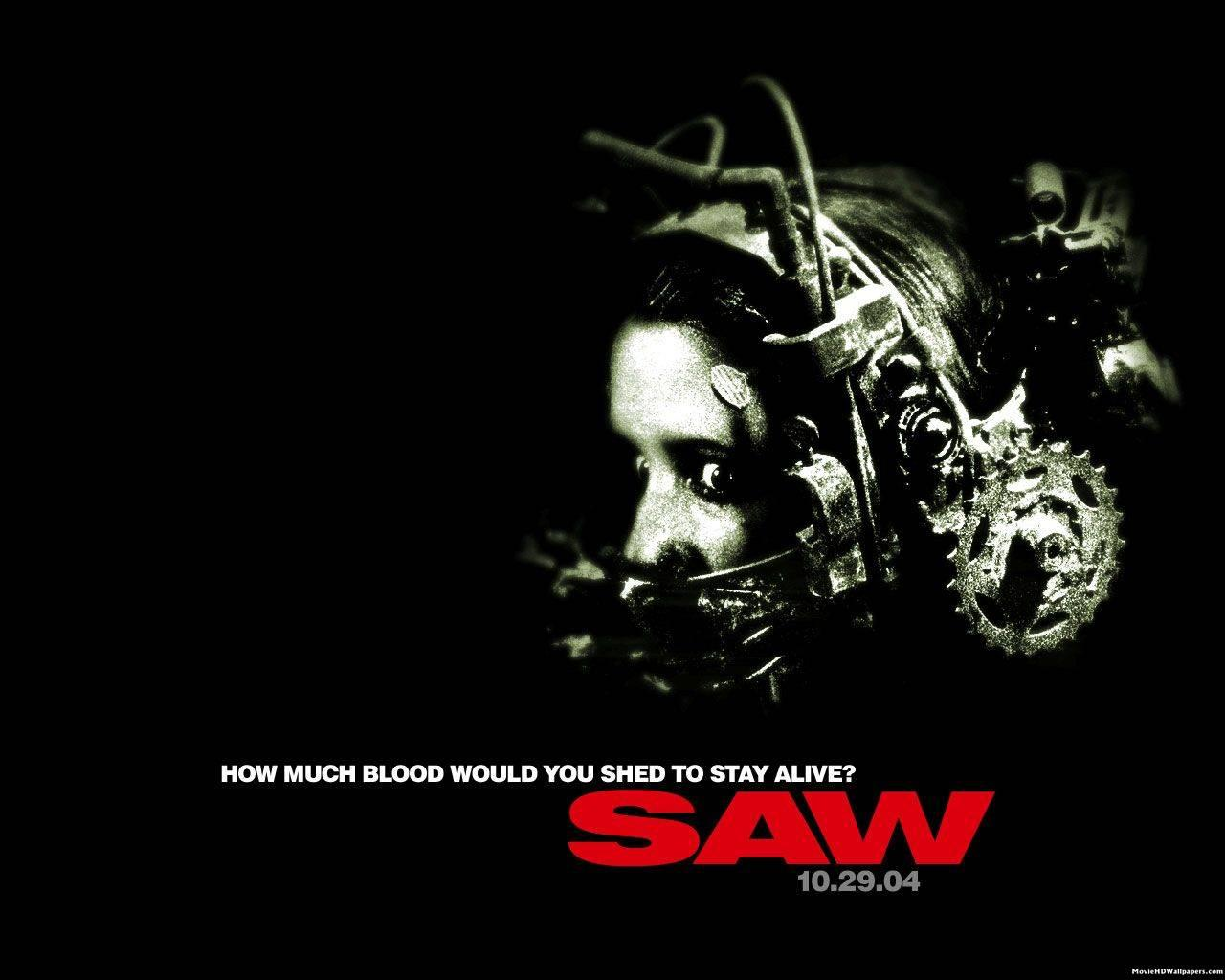 Saw       21st Century Movie Posters Classic Films  2004