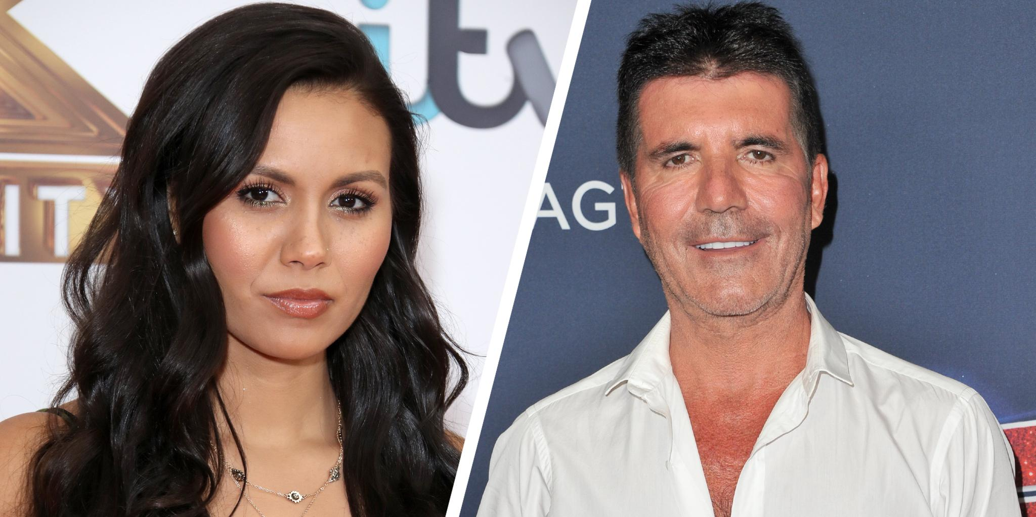 Olivia Olson fumes at Simon Cowell after X Factor: Celebrity axe