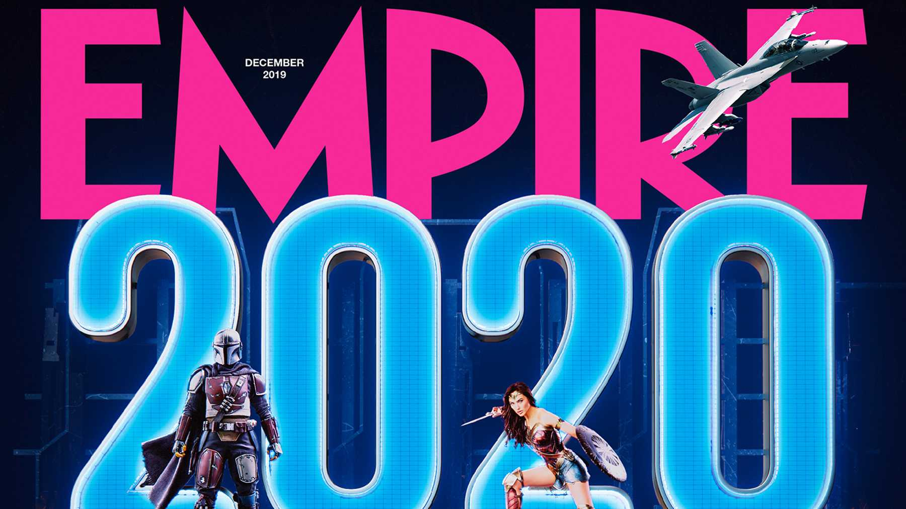Empire Christmas 2020 Empire Issue Preview: 2020 Preview, Little Women, Fight Club, Last