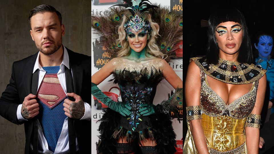 Here's some of the best celebrity Halloween costumes to inspire you