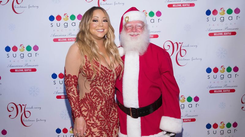 Mariah Carey Has Declared That It's The Beginning Of The Festive Season
