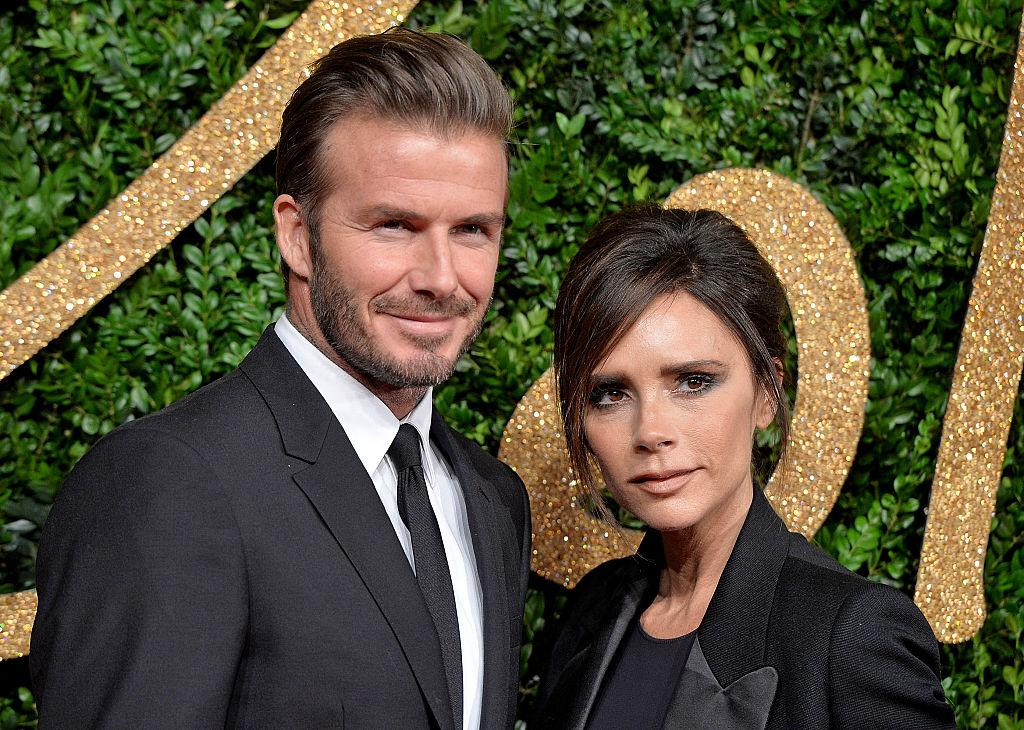 Victoria Beckham is 'angry' David was topless with Courteney Cox