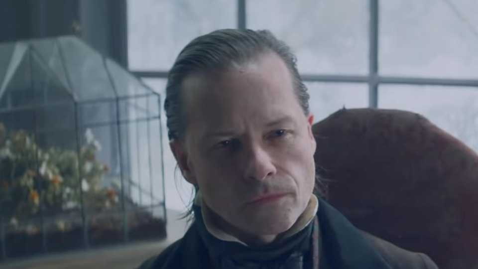 A Christmas Carol: Guy Pearce Is Haunted In The BBC's New Adaptation   Movies   Empire