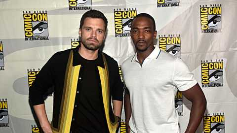 The Falcon And The Winter Soldier: Sebastian Stan And Anthony Mackie Mark The Start Of The Shoot