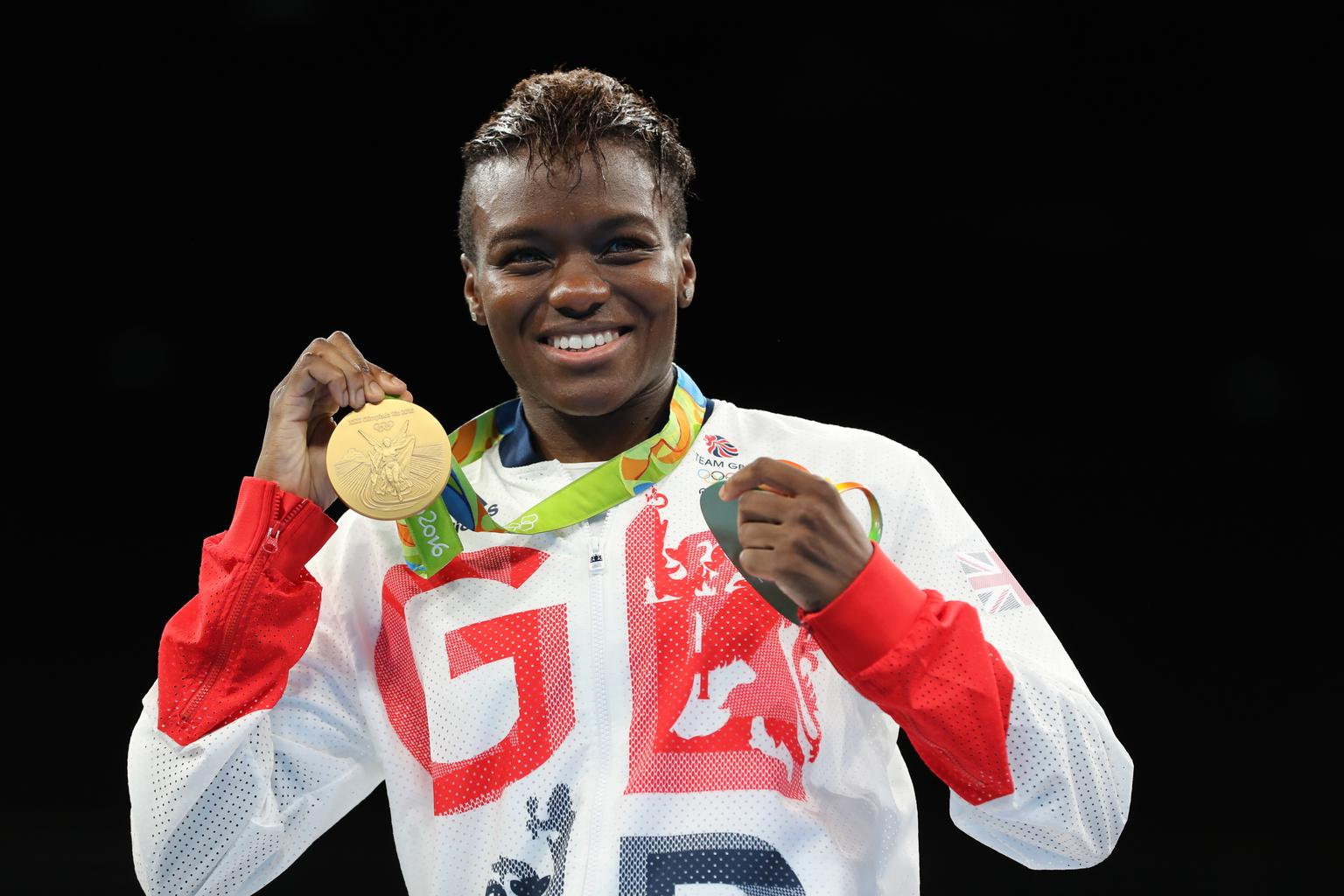 Double Olympic champion Nicola Adams retires from boxing fearing eyesight loss