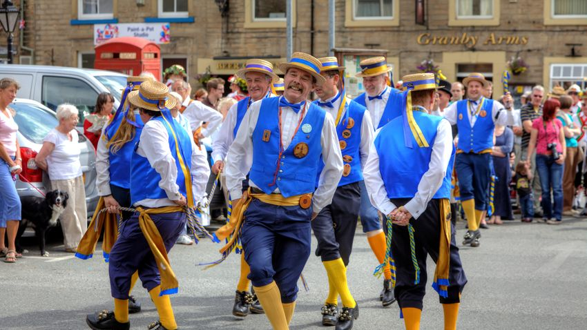 Everything You Need To Know About Morris Dancing Leisure Yours