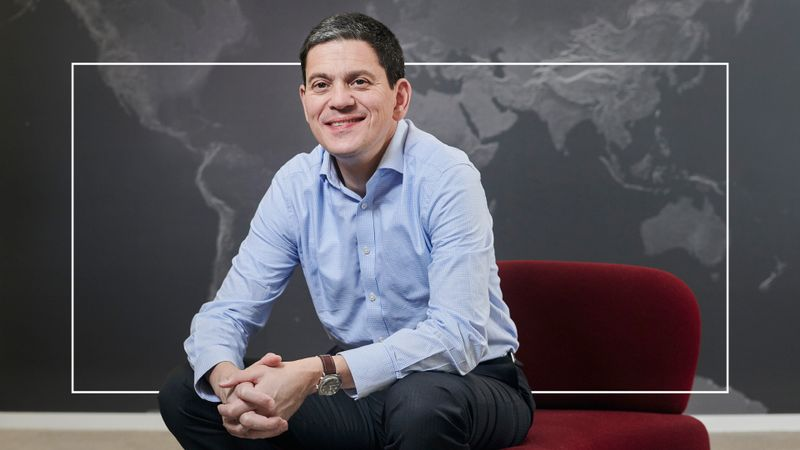 David Miliband Talks Brexit, Labour And Feminism