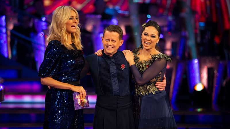 Mike Bushell hits back at reports he's 'relieved' to leave Strictly