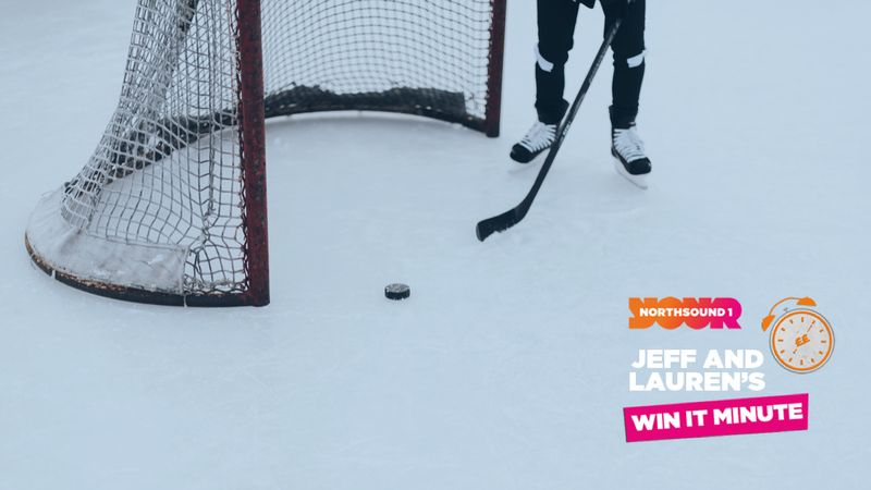 Win it Minute: What is the name of the ice rink in Aberdeen?