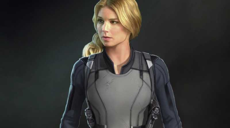 Sharon Carter art