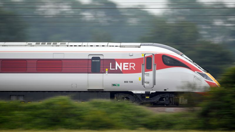 LNER Trains to London disrupted after train derailed in depot