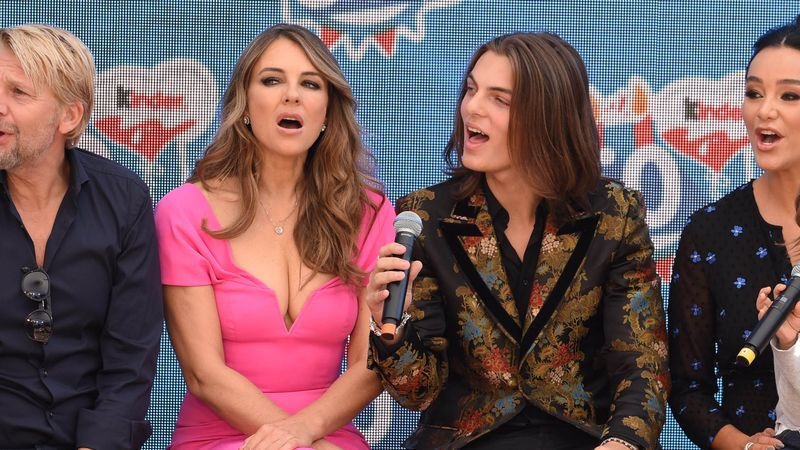 Damian Hurley Has Been Voted As People's Sexiest Celebrity Offspring