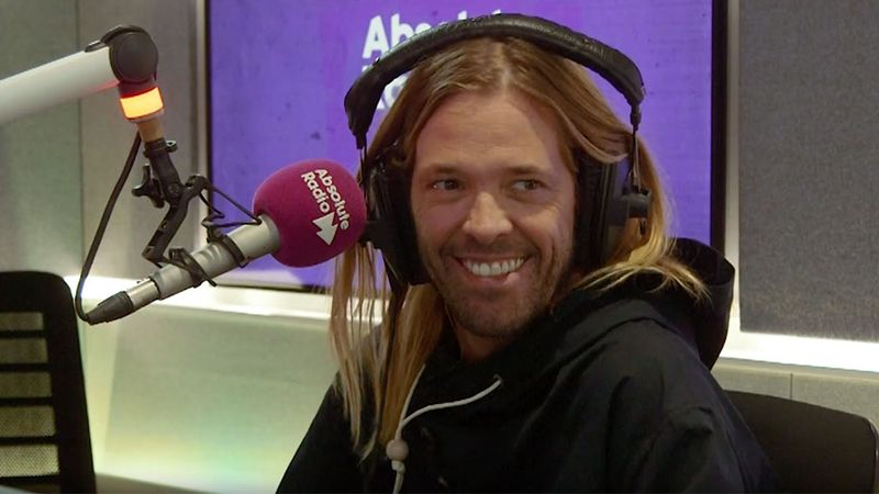 Foo Fighters' Taylor Hawkins: 'Liam Gallagher for Prime Minister!'