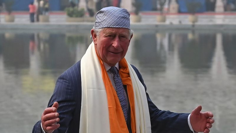 Prince Charles Met Katy Perry On His Latest Royal Tour Of India