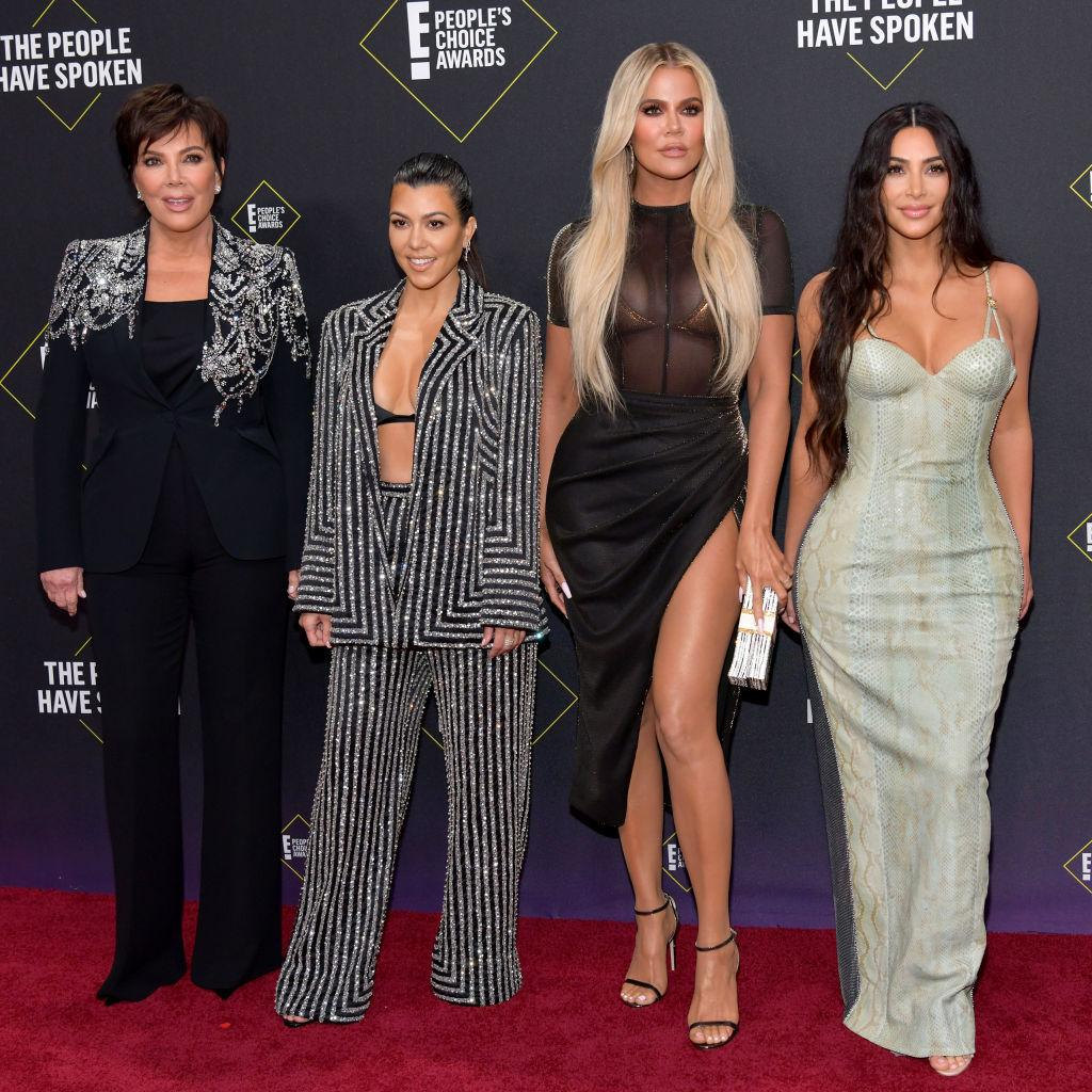 Fans of the Kardashians take offence to food fight scenes aired