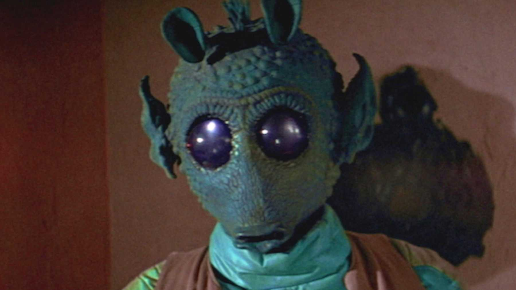 Greedo Actor On Maclunkey It Confused Me Incredibly Exclusive Movies Empire