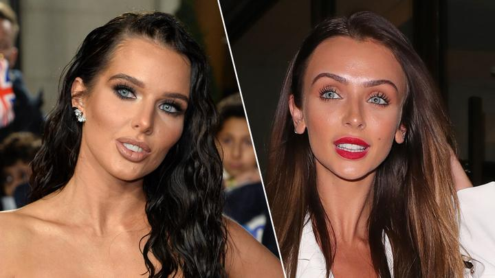 Kady McDermott and Helen Flanagan step out in the same floral outfit