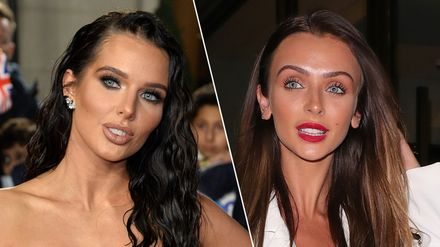 Kady Mcdermott And Helen Flanagan Awkwardly Step Out In The Same Outfit Celebrity Heat