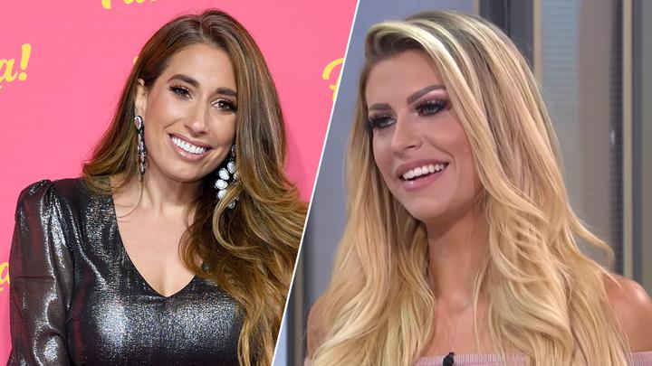 Stacey Solomon and Mrs Hinch reveal their working on a 'project'
