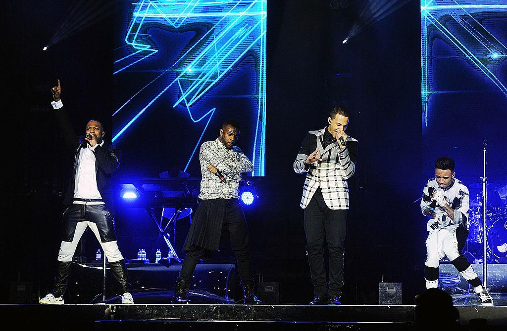 JLS reportedly planning a musical comeback and arena tour