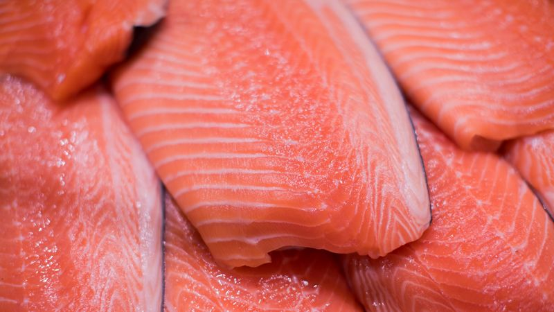 Salmon missing after A82 lorry crash