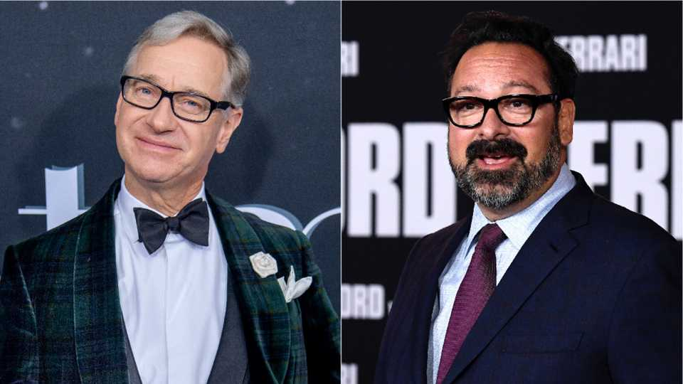 Empire Podcast #390: Paul Feig, James Mangold