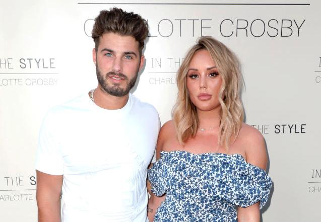 Charlotte Crosby and Joshua Ritchie split after two years together