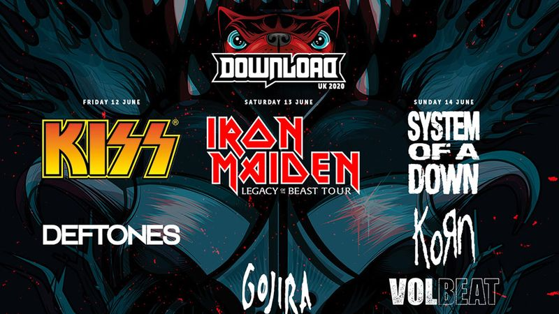 Babymetal, Killswitch Engage and 35 more confirmed for Download Festival 2020