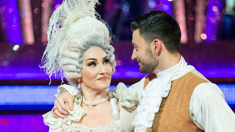 Michelle Visage admits she's 'gutted' not to be going on the Strictly tour