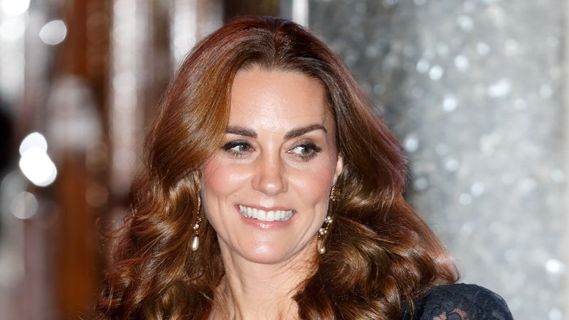 Kate Middleton Is The Star Of The Royal Variety Performance In Alexander McQueen