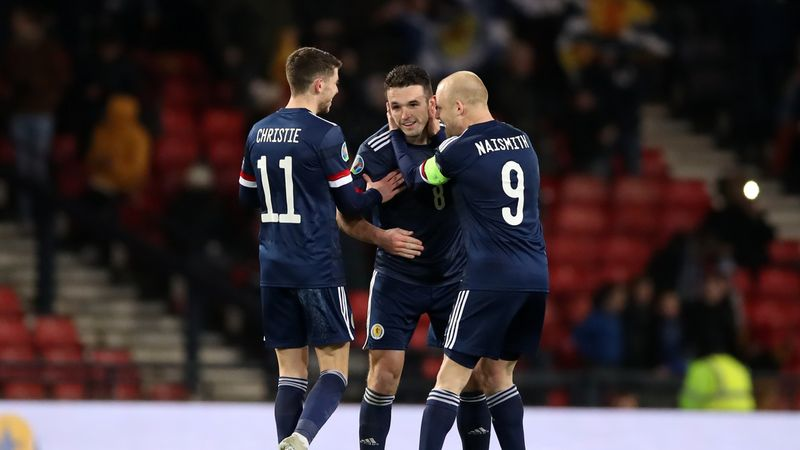 Steve Clarke insists future is bright for Scotland