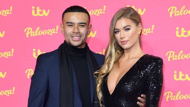 Love Island's Arabella Chi and Wes Nelson live stream their move