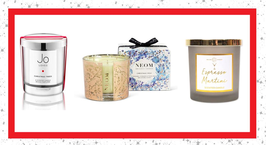 Christmas Candles: Festive gifts to buy for loved ones (or keep for yourself) - heatworld