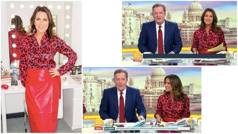 Susanna Reid: All her outfits from Good Morning Britain
