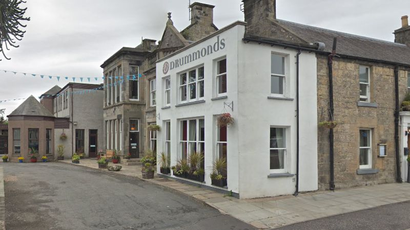 Police treating death of man at Fife hotel as unexplained