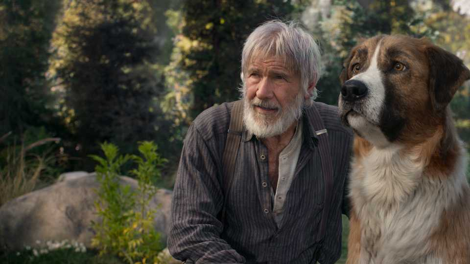It's A Dog's Life For Harrison Ford In The Call Of The Wild Trailer